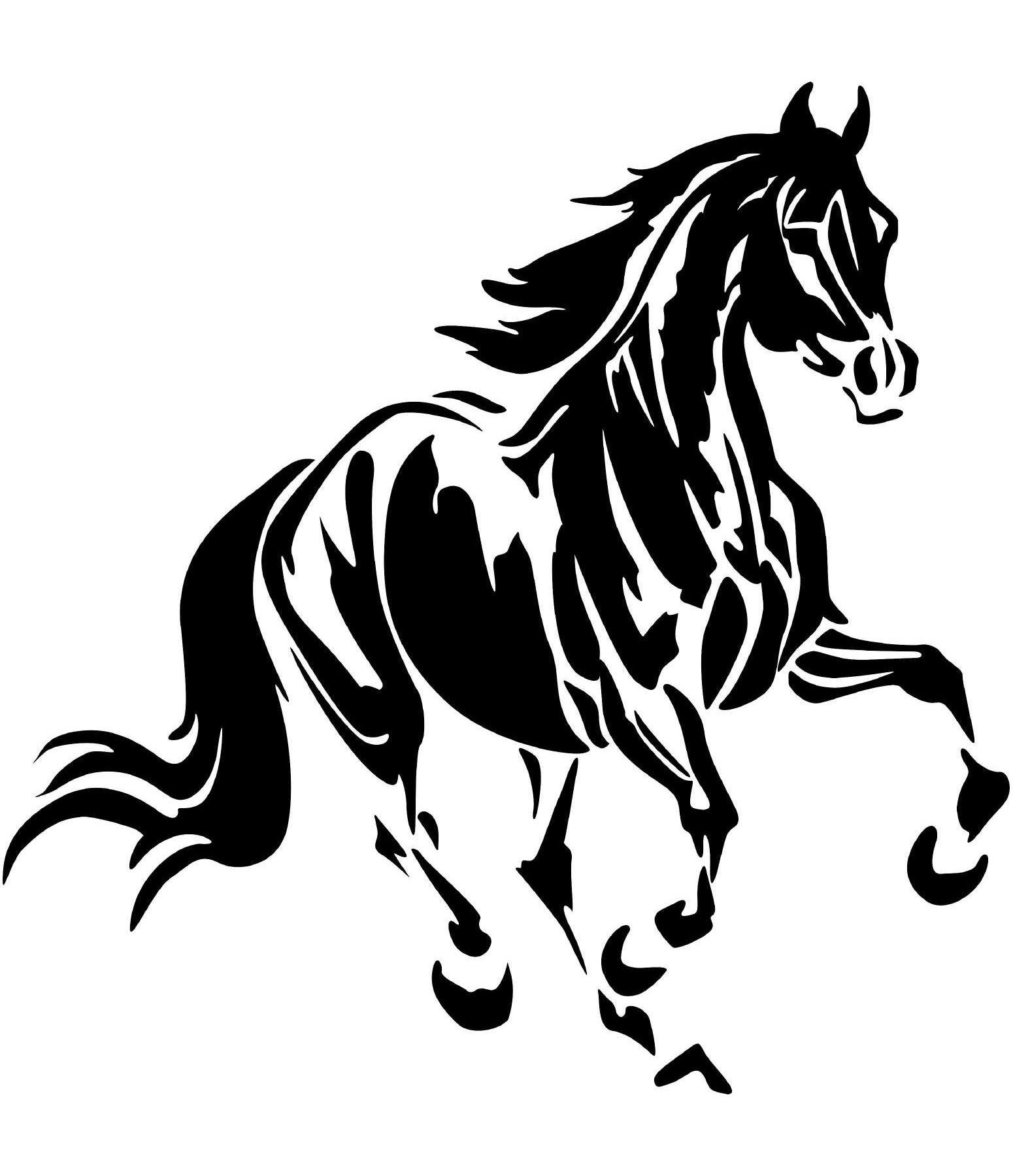 Autoaufkleber pferd aufkleber schreibwaren felix bhler showmaster autoaufkleber pferd 621351 s altavistaventures Images