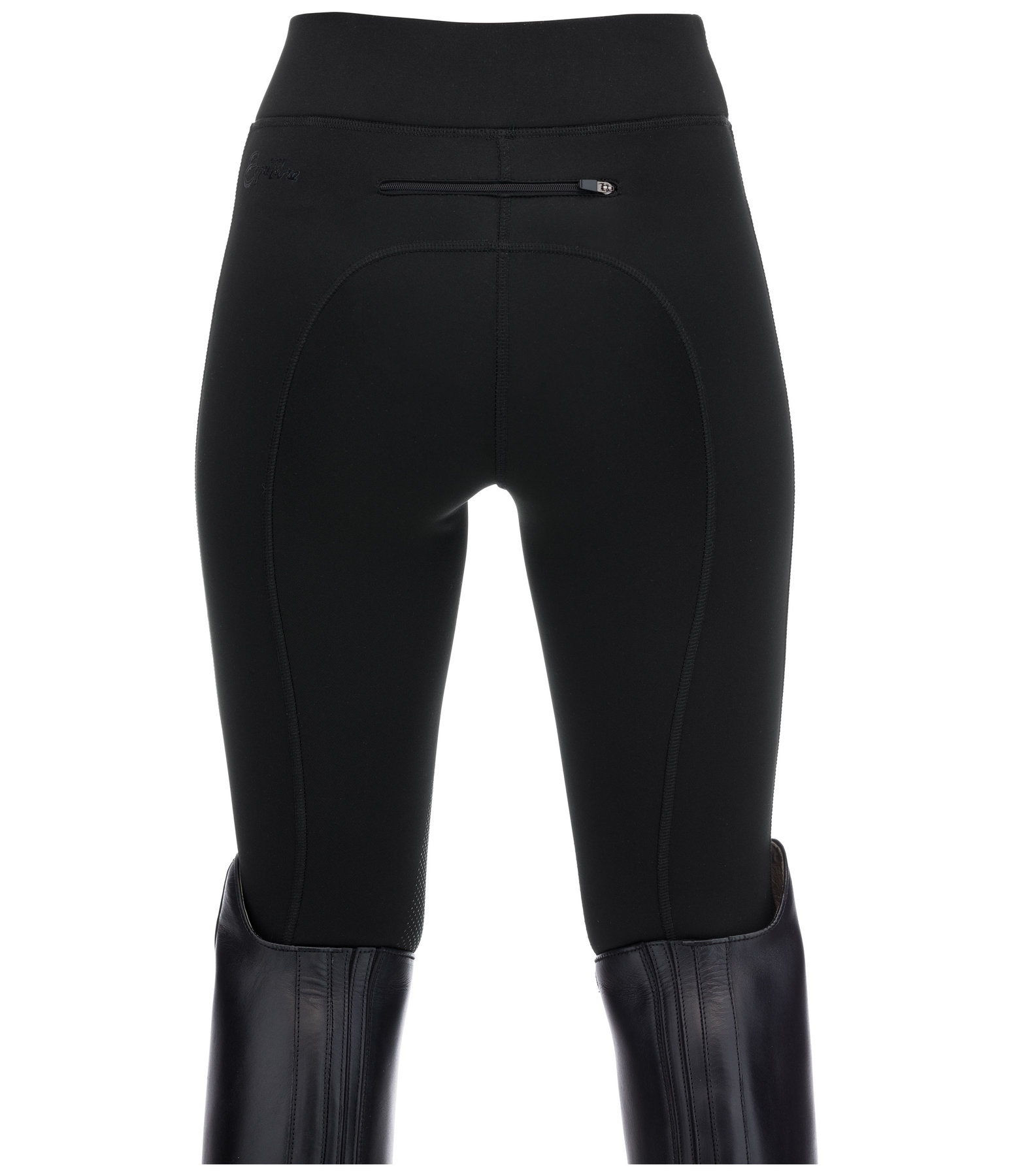 Kinder-Thermo-Kniebesatzreitleggings Elia