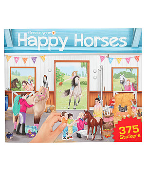 Create your Happy Horses - 402501