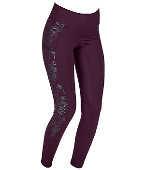 Equilibre Grip-Vollbesatz-Reitleggings Alicia - 810588-36-PL