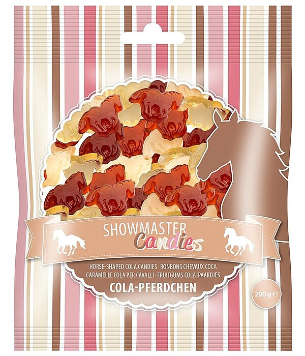 SHOWMASTER Candies Cola-Pferdchen - 621131