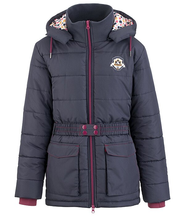 STEEDS Kinder-Winterreitblouson Aline - 680639-128-NS