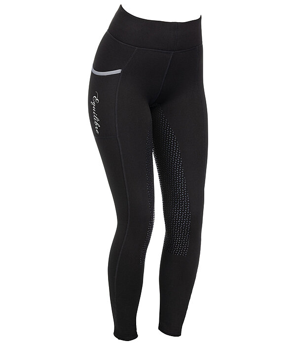 Grip-Thermo-Vollbesatz-Reitleggings Kristen